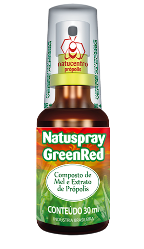 Natuspray GreenRed